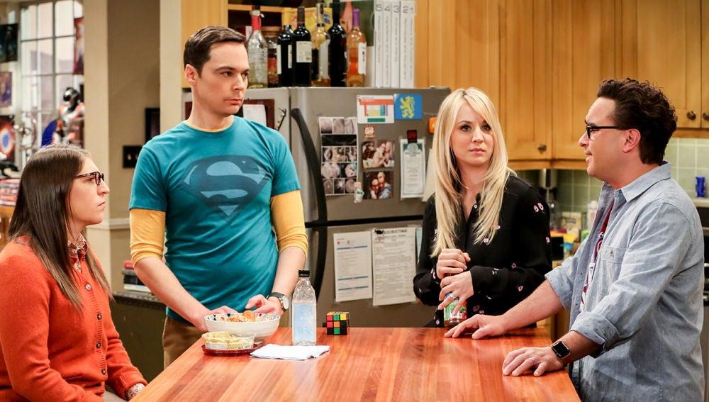 The Big Bang Theory - Temporada 12 - Capítulo 19: La privación de la inspiración