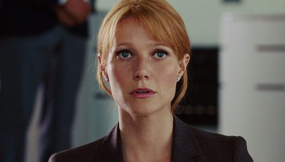 Gwyneth Paltrow, Pepper Potts en 'Iron Man'