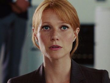 Gwyneth Paltrow, Pepper Potts en 'Iron Man'