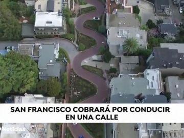 San Francisco cobrará 10 dólares por recorrer Lombard Street, su calle más famosa