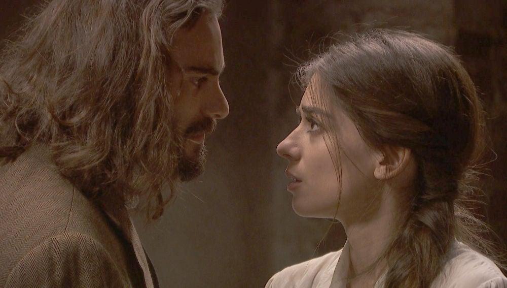 """La promesa de Isaac a Elsa: """"En dos o tres días podrás estar libre"""""""