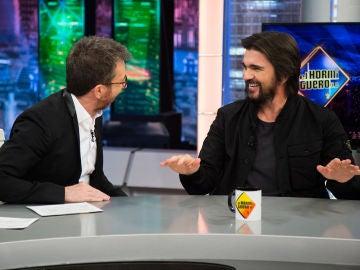 El ritual de Juanes para superar su miedo a volar