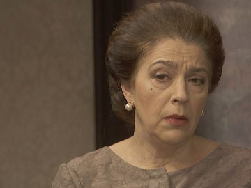 Francisca pone en tela de juicio el amor de Fernando y María Elena