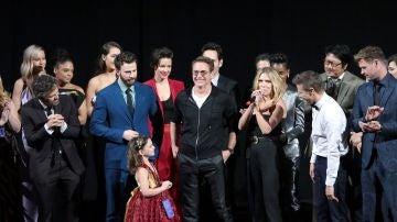 Los actores de 'Vengadores: Endgame'