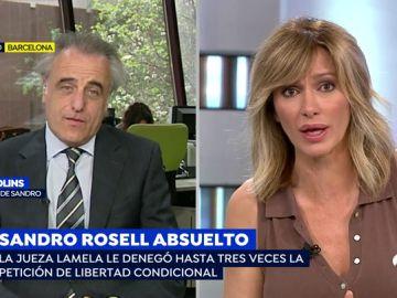 """Pau Molins, abogado de Rosell: """"Ha habido una aplicación excesiva de la prisión preventiva y esto nos tiene que hacer reflexionar"""""""