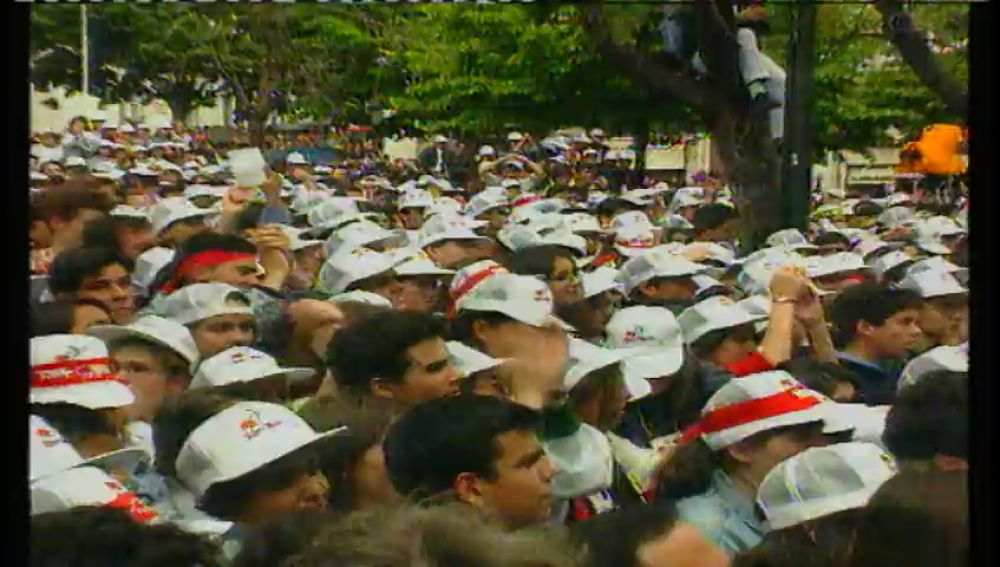 12305751df Se cumplen 45 años de la revolución de los claveles | ANTENA 3 TV ...