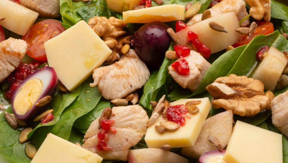 Las Ensaladas Verdes Perfectas Para El Verano De Karlos Arguiñano En Tu Cocina