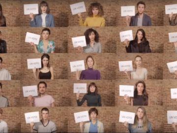 Vídeo 'Por un solo voto'