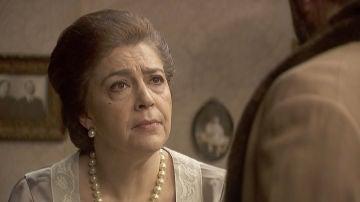 """Severo a Francisca: """"Usted es la culpable de mi ruina y va a pagar por ello"""""""