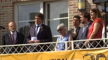 PP y Ciudadanos reclaman que se excluya a Puigdemont de las elecciones europeas