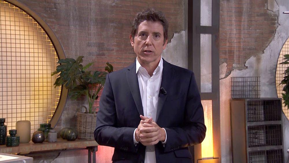 Manel Fuentes te invita a participar en el concurso de 'Masters de la reforma'