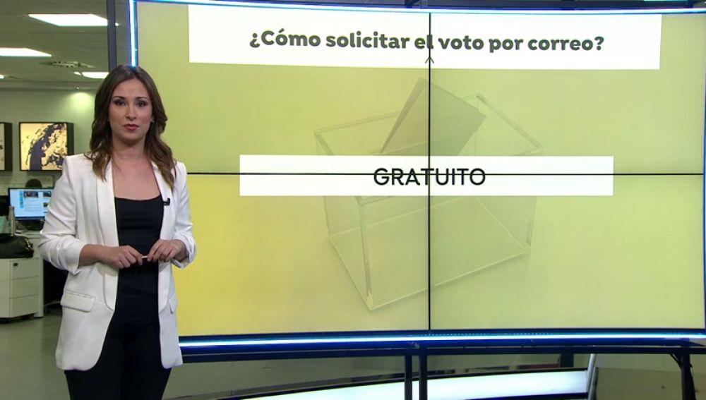 Voto por correo en las Elecciones Generales 28A: ¿qué pasos hay que seguir?
