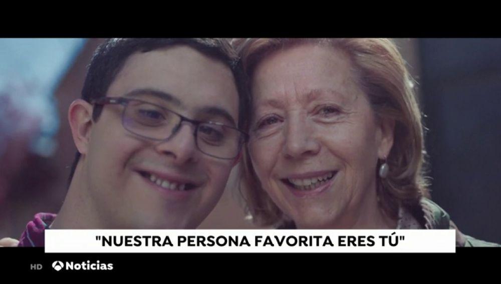 'Nuestra persona favorita', la nueva campaña de Atresmedia en favor de la diversidad