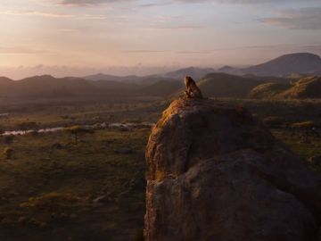 Remake en acción real de 'El Rey León'