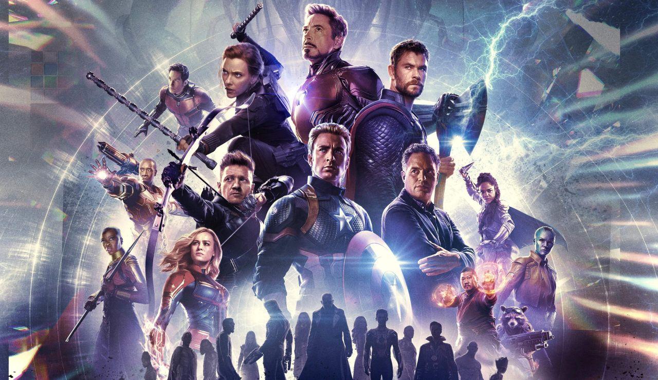 Póster internacional de 'Vengadores: Endgame'
