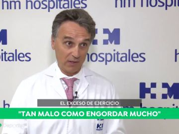 medico halterofilia antena