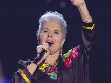 """Los sueños se harán realidad en 'La Voz Senior': """"Mi padre y mi marido no me han dejado nunca cantar, pero es lo que quería"""""""