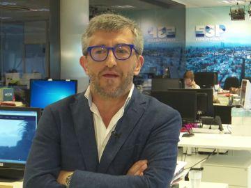 El consultor político César Calderón analiza la actuación de los líderes políticos en el debate de Atresmedia