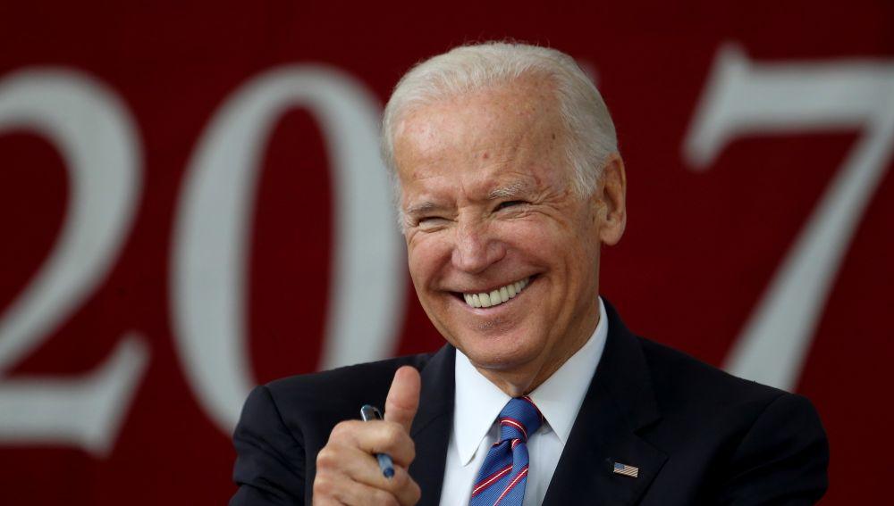 El exvicepresidente de Estados Unidos Joe Biden