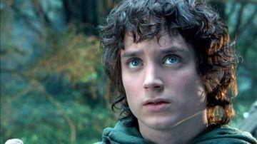 Elijah Wood en 'El señor de los anillos'