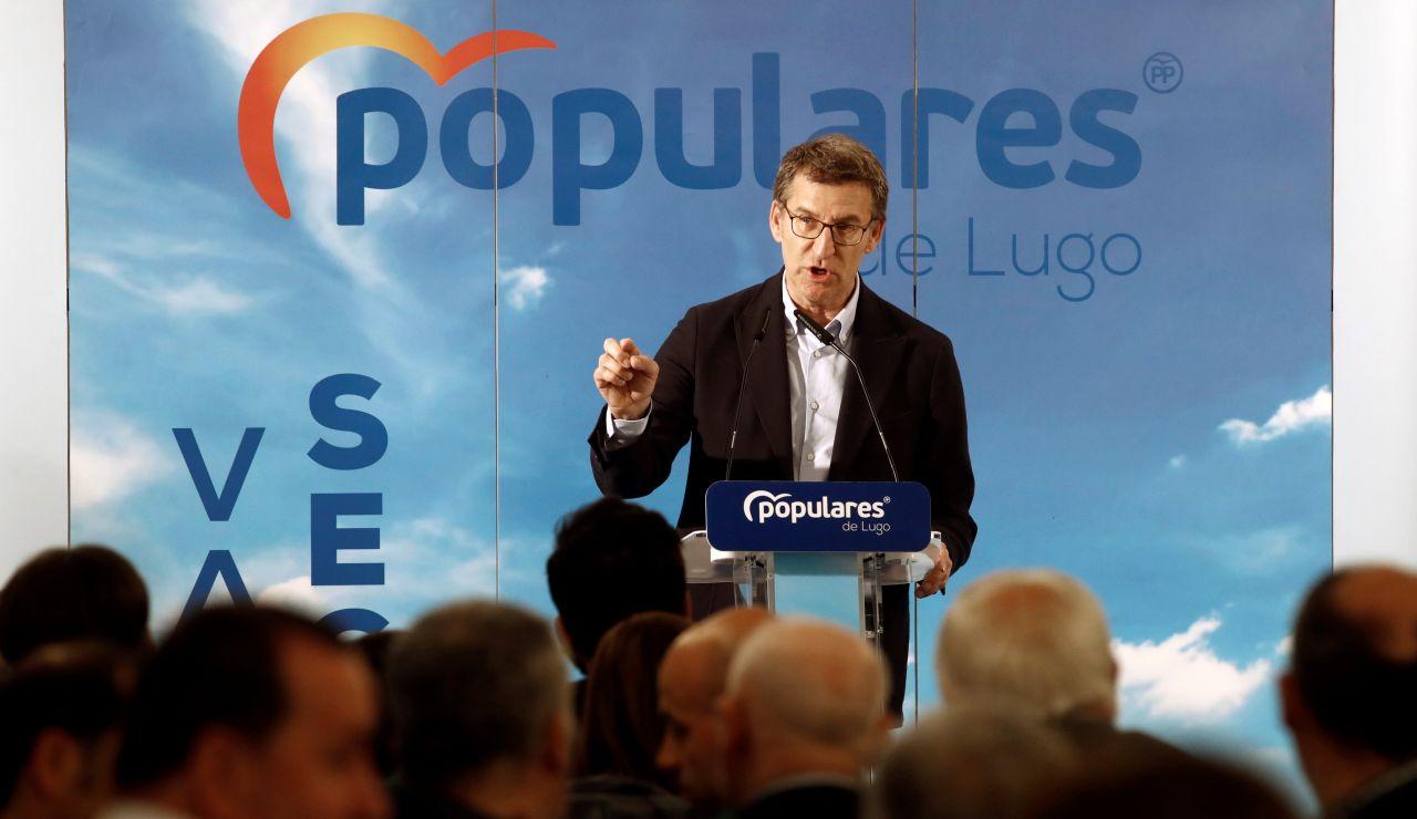 Imagen de archivo de Núñez Feijóo