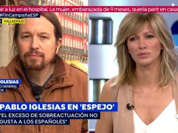 """Pablo Iglesias, sobre su actuación en el debate de Atresmedia: """"A los españoles no les gusta la sobreactuación"""""""