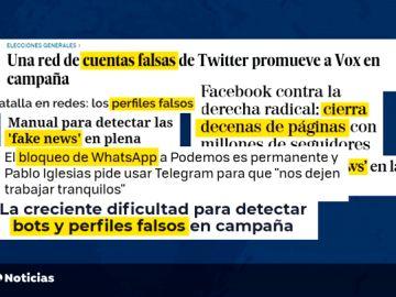 Fake News e inversión millonaria en redes; así ha sido la campaña en Internet