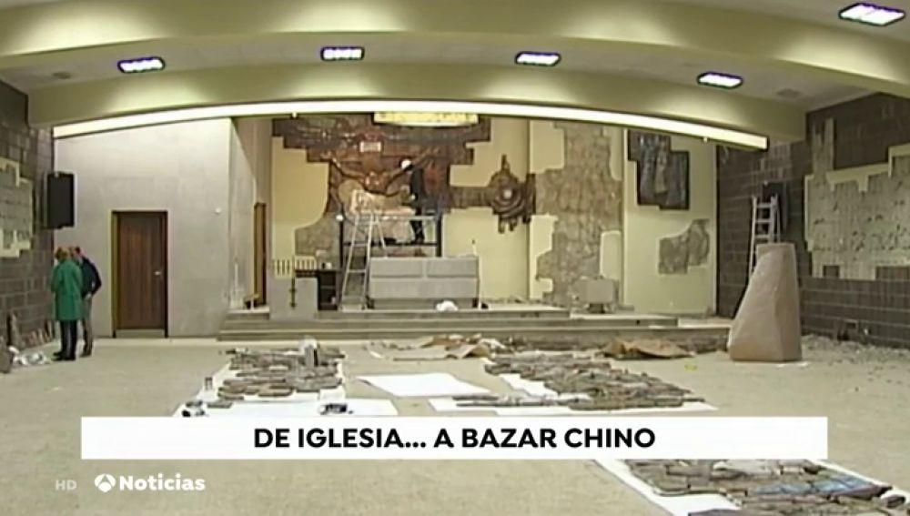 NUEVA IGLESIA CHINO