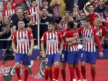 laSexta Deportes (27-04-19) El Atlético obliga al Barcelona a ganar tras lograr la victoria ante el Valladolid