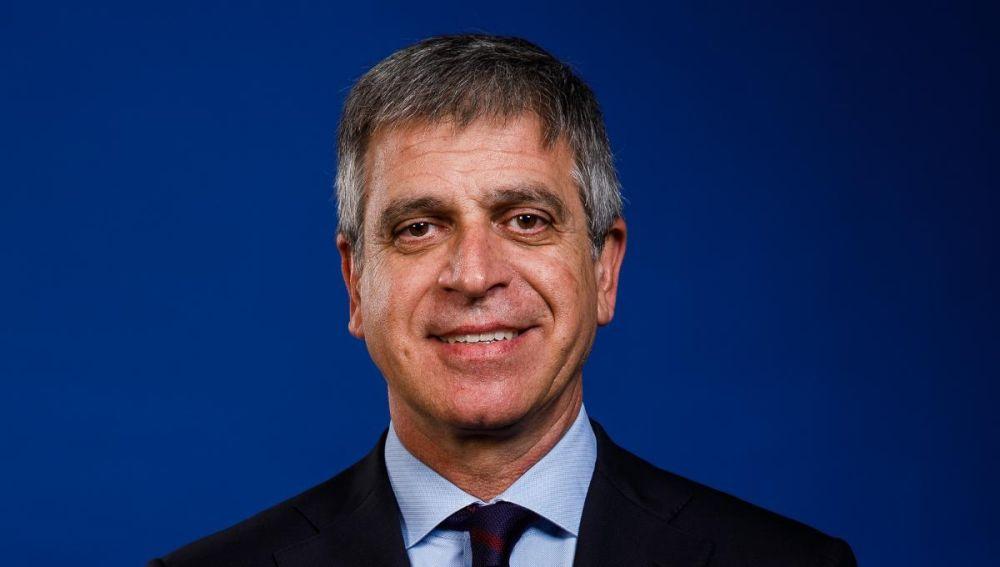El vicepresidente azulgrana, Jordi Mestre.