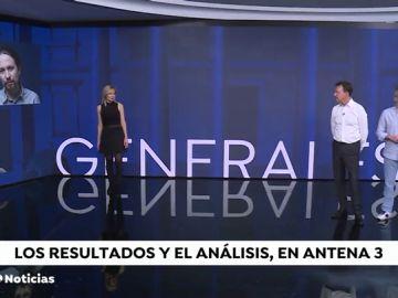 Así será la cobertura especial de Antena 3 Noticias para las elecciones generales y las valencianas del 28 de abril