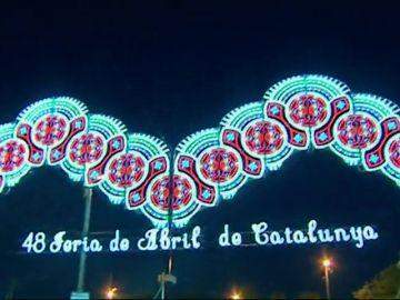 Barcelona en Comú tiene por primera vez una caseta propia en la Feria de Abril de Cataluña