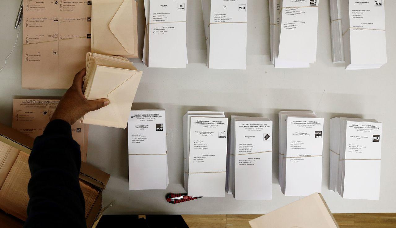ElecciElecciones generales 2019: ¿cuándo se publican los resultados definitivos?