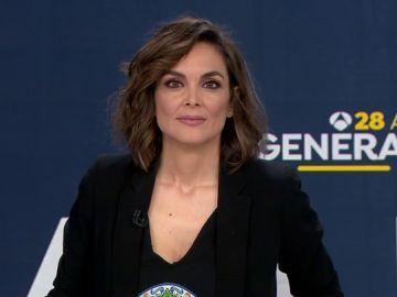 Mónica Carrillo avanza la información sobre las Elecciones Generales 28A