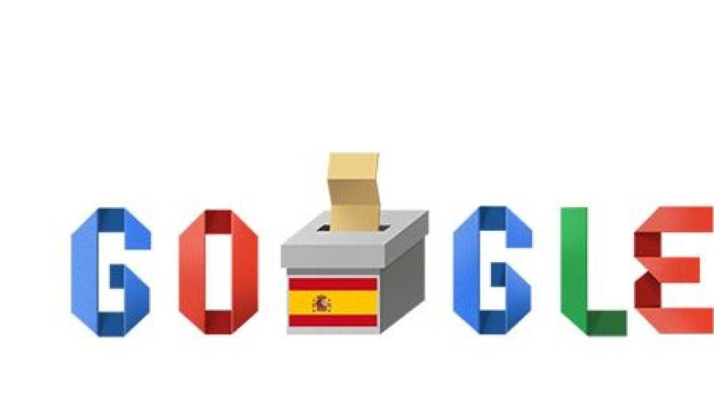 Nuevo diseño del 'doodle' de Google