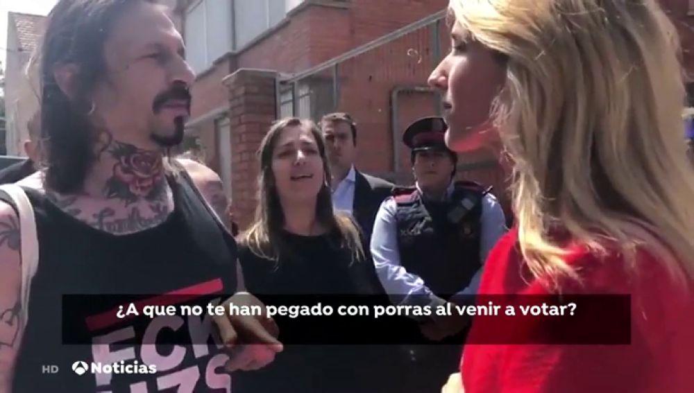 Increpan a Cayetana Álvarez de Toledo
