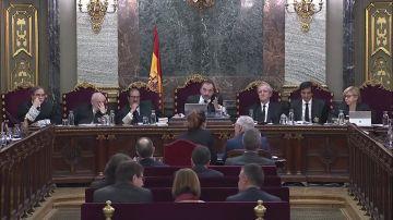 Las defensas del juicio del 'procés' intentan acreditar la cifra de mil heridos que sostiene el Govern