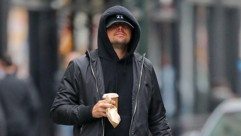 Leonardo DiCaprio, de incógnito por Nueva York