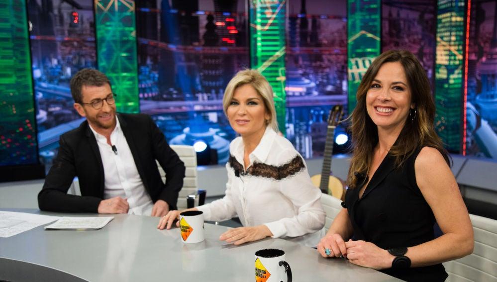 """Sandra Golpe opina sobre Pablo Casado en 'El Hormiguero 3.0': """"Yo creo que quiso dimitir"""""""