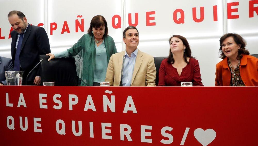 Reunión Ejecutiva PSOE