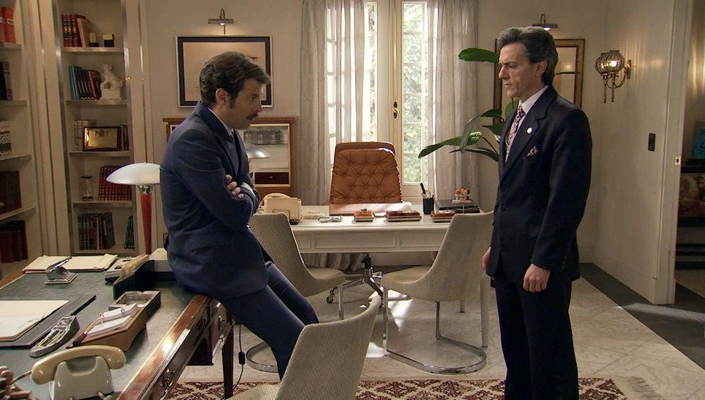 La tentadora oferta de Carlos a Domingo para que testifique en contra de Gabriel
