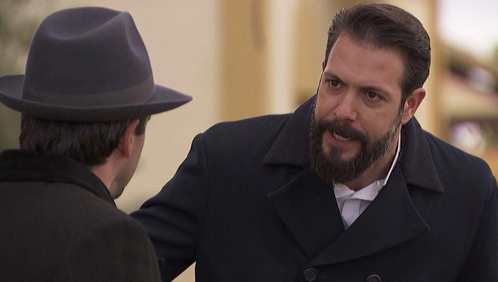 Severo y Carmelo, a punto de destapar el gran secreto de Francisca