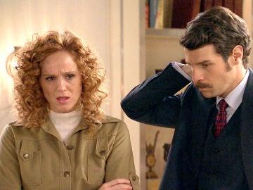 Ana y Carlos descubren la sorprendente declaración de Domingo