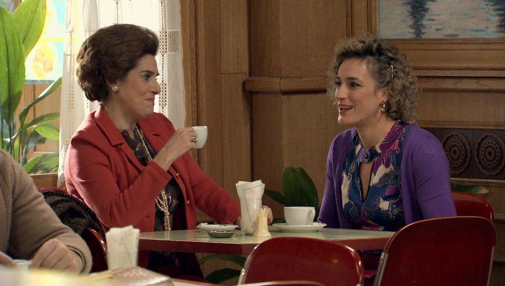 El plan infalible de Benigna para que Silvia y Quintero vuelvan a trabajar juntos