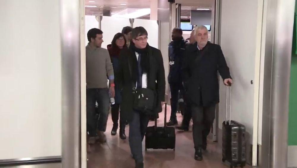 Canadá prohibió a Puigdemont la entrada en el país, donde tenía programada una gira