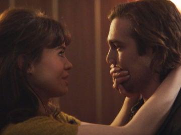 La romática declaración de amor de Robert a Maribel, frustrada