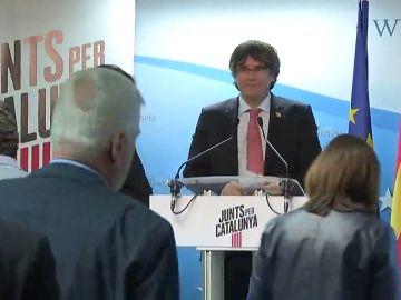 La Junta Electoral prohíbe a Carles Puigdemont participar en las elecciones europeas