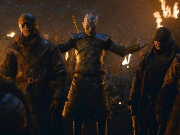 El Rey de la Noche en 'Juego de Tronos'
