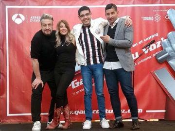 Gana Con Tu Voz lleva repartidos 8 pases a los casting finales de 'La Voz' de Antena 3