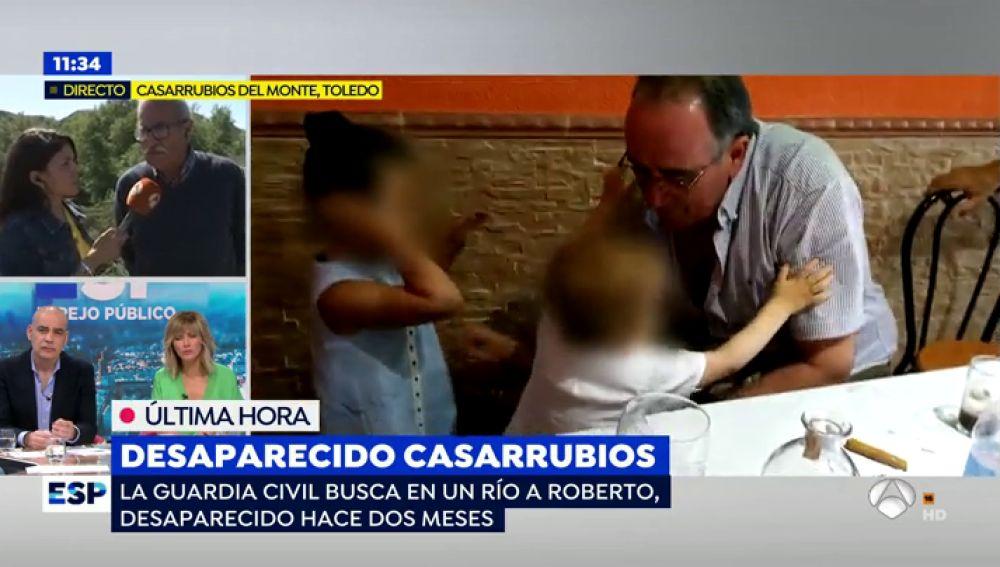 """El hermano del desaparecido en Casarrubios: """"Yo creo que mi hermano se resistió y se lo han cargado"""""""
